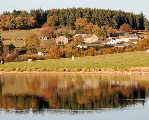 Lac du Morvan