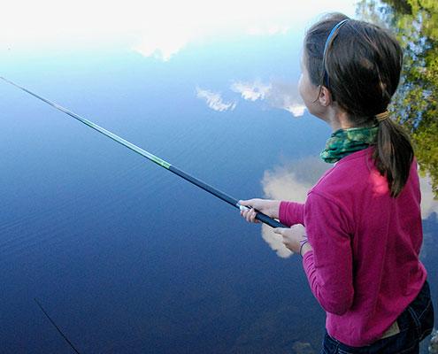 peche lac morvan