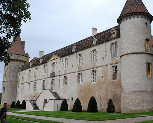 chateau avallon vezelien