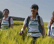 randonnée morvan oxfam Trailwalker