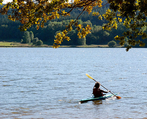 kayak avallon vezelay