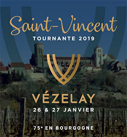 saint vincent tournante 2019 vézelay